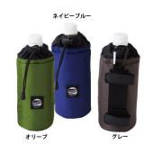 イスカ ISUKA ボトルクーラー500 グレー 341322