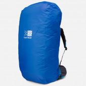 カリマー sac mac raincover/s 70-95L用レインカバー K.ブルー 80457