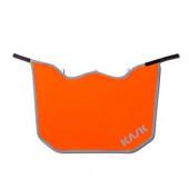 カスク KASK ゼニス用ネックシェード Hiviz オレンジフロー KK0117