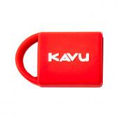 カブー KAVU ライターケース レッド 19820442034000