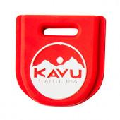 カブー KAVU キーカバー レッド 19820444034000