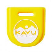 カブー KAVU キーカバー イエロー 19820444056000