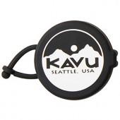 カブー KAVU シリコンコインケース ブラック 19820445001000