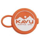カブー KAVU シリコンコインケース オレンジ 19820445015000