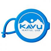 カブー KAVU シリコンコインケース ブルー 19820445032000