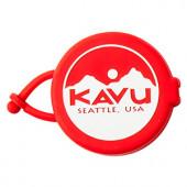 カブー KAVU シリコンコインケース レッド 19820445034000