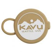 カブー KAVU シリコンコインケース ベージュ 19820445037000