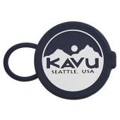 カブー KAVU シリコンコインケース ネイビー 19820445052000