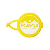 カブー KAVU シリコンコインケース イエロー 19820445056000
