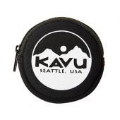 カブー KAVU サークルコインケース ブラック 19820447001000