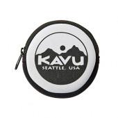 カブー KAVU サークルコインケース ホワイト 19820447010000