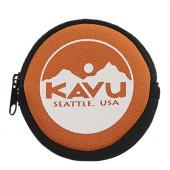 カブー KAVU サークルコインケース オレンジ 19820447015000