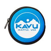 カブー KAVU サークルコインケース ブルー 19820447032000
