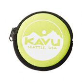 カブー KAVU サークルコインケース イエロー 19820447056000