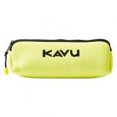 カブー KAVU ペンケース イエロー 19820448056000