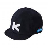 カブー KAVU キッズ ベースボールキャップ(ウール)ブラック ワンサイズ 19820523001000