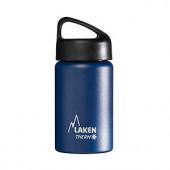 ラーケン ステンレス製ボトル クラシック・サーモ ブルー 0.35L PL-TA3A