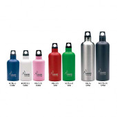ラーケン ステンレス製ボトル フツーラ・サーモ レッド 0.35L PL-TE3R