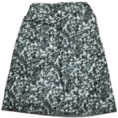 ラフマ LD REVERSIBLE 2 WRAP SKIRT リバーシブル 2 ラップスカート ミリタリー Mサイズ LFV01090