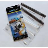 ロックサック LOKSAK aLOKSAK 防水マルチケース L(2枚入) ALOKD2-12X12