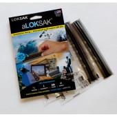 ロックサック LOKSAK aLOKSAK S (2枚入り) ALOKD2-6X6