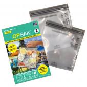 ロックサック LOKSAK OPSAK 防臭バック XS 2枚入 OPD2-7X7