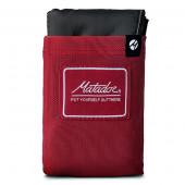 マタドール Matador ポケットブランケット 3.0 レッド 20370032004000