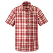 モンベル WIC.ライト シングルポケット ショートスリーブシャツ Men's ラスト Mサイズ 1114282