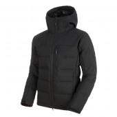 マムート SERAC IN Hooded Jacket Men ブラック ユーロMサイズ(日本L)1013-00680-0001
