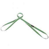 マムート Mammut ビレイスリング 19.0 グリーン/ホワイト 90cm 2120-00770-4493