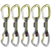 マムート 5er Pack Crag Indicator Express Sets リーフ Straight Gate/Bent Gate 10cm 110g 2210-01410-31112