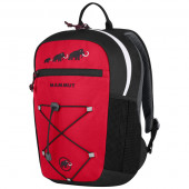 マムート 子供用リュックサック First Zip 16L ブラック/インフェルノ 2510-01542-0575