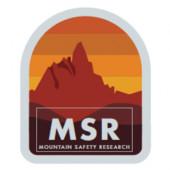 MSR ロックスパイアステッカー 36907