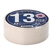ムトー Finoa テーピングテープ プロホワイト シュリンクパック 1.3cm 2個入り 1513