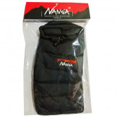 ナンガ オーロラミニスリーピングバック型携帯ケース ブラック
