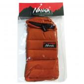 ナンガ オーロラミニスリーピングバック型携帯ケース オレンジ