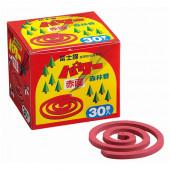 パワー森林香(赤色)30巻入り 01107
