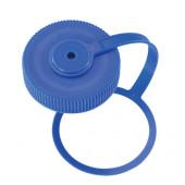 ナルゲン 広口 1.0L用ループキャップ ブルー 90066