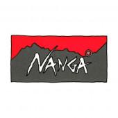 ナンガ×ウシオダヒロアキ ステッカー NANGA LOGO ナンガロゴ GFNU73