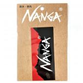ナンガ NANGA ロゴステッカー