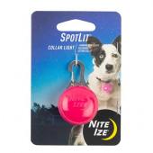 ナイトアイズ NITE IZE スポットリット プラスチックピンク NI02334