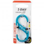 ナイトアイズ エスビナー スライドロック アルミニウム #3 ブルー NI04179