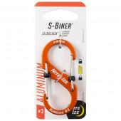 ナイトアイズ エスビナー スライドロック アルミニウム #3 オレンジ NI04182