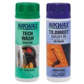 ニクワックス NIKWAX 洗剤・撥水剤 ツインパック EBEP01
