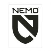 ニーモ シールドステッカーセット ブラック NM-AC-ST6