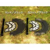 ネイチャートーンズ センターサークル(オクタゴンサークルシリーズ)ホワイト/ブラック OCTS-CC-W/B