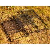 ネイチャートーンズ ストーブガード オプションテーブル サイズS ブラック SGST-S-B