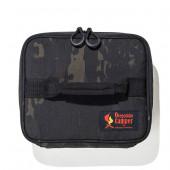 オレゴニアンキャンパー セミハードギアバッグ M-FLAT ブラックカモ OCB2022BC