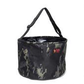 オレゴニアンキャンパー キャンプバケット R ブラックカモ OCB2053BC