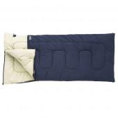 キャンパルジャパン 寝袋 フィールド ドリームDX-III プルシアンブルー 1038-50